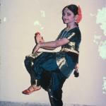 Mathura performing Nataraja.