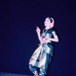 Mathura performing Sabdham.